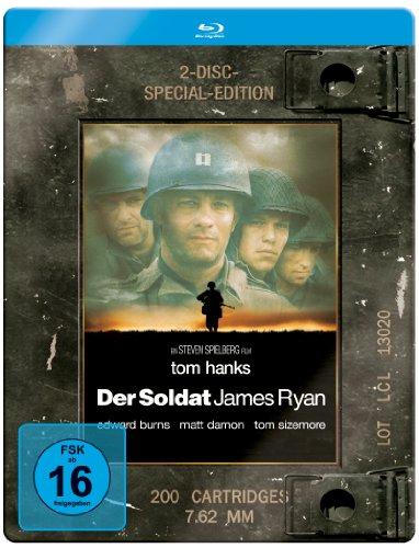 Bild von Der Soldat James Ryan (limited Steelbook Edition) [Blu-ray]
