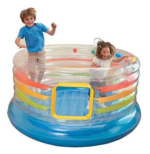Intex Inflatable Intex Jump Transparent Ring Bounce