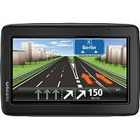 TomTom Start 25 M Europe Traffic Navigationsgerät (Free Lifetime Maps, 13 cm (5 Zoll) Display, TMC, Fahrspurassistent, Parkassistent, IQ Routes, 48 Länder) schwarz