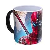 Generic Spider-Man: Far from Home Kaffeetasse mit Farbwechsel, wärmeempfindlich - 300ml