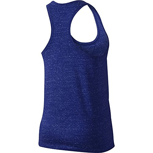 Nike Damen Gym Vintage Tank Top bunt Deep Royal Blue Sail - highwest ... 98399a3e22