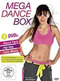 Mega Dance Box - Dance Party, Hip-Hop, Latin Moves [3 DVDs]