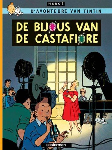 Les Zwanzes de Tintin : Les stiene de la Castafiore : Edition en bruxellois