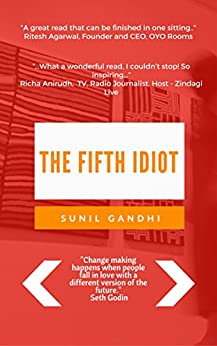 The Fifth Idiot by [Gandhi, Sunil]