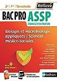 Biologie et microbiologie appliquées - Sciences médico-sociales - BAC PRO ASSP