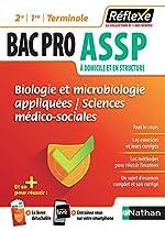 Biologie et microbiologie appliquées - Sciences médico-sociales - BAC PRO ASSP de Élisabeth Baumeier