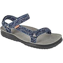 Sandalo Lizard - Hike (36,MAORI BLUE)