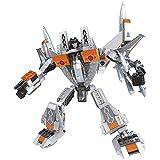 Ausini - Juego de construcción: Robot o nave, 329 piezas (Colorbaby 42229)