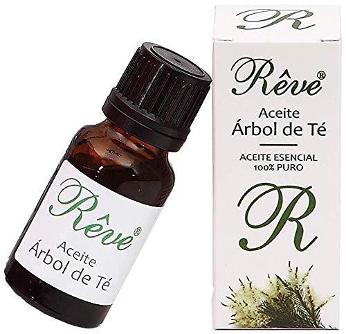 REVE Aceite Árbol Te Puro 100% Natural - Orgánico