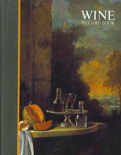 The Wine Record Book