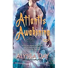Atlantis Awakening (Warriors of Poseidon, Book 2) by Alyssa Day (2007-11-06)
