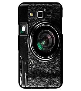 ColourCraft Camera Design Back Case Cover for SAMSUNG GALAXY GRAND 3