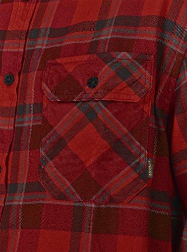 Burton Herren Brighton Flannel Hemd Bitters Hawthorn Plaid