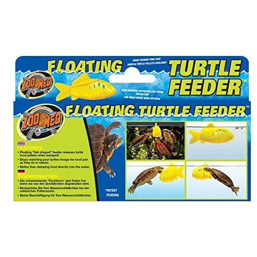 Zoo Med TA-41e Floating Turtle Feeder, schwimmende Futterstation für Wasserschildkröten