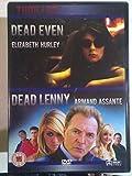 DEAD EVEN DEAD LENNY elizabeth hurley/armand assante - 2 Thriller movies DVD by Armand Assante, Elizabeth Hurley