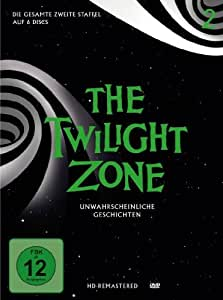 The Twilight Zone - Die gesamte zweite Staffel [6 DVDs]