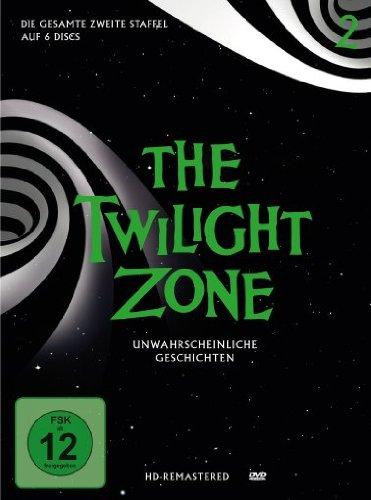 The Twilight Zone: Unwahrscheinliche Geschichten - Die gesamte zweite Staffel [6 DVDs]