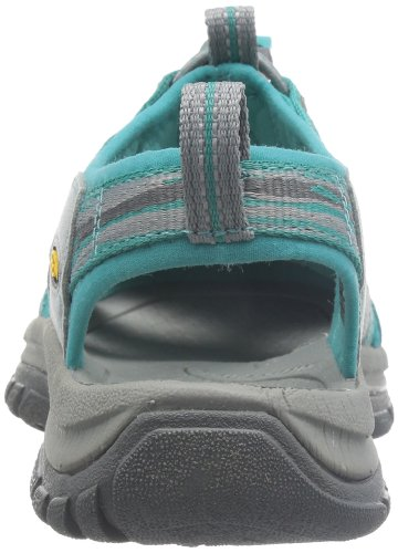 Keen Venice H2, Sandali sportivi donna Turchese Neutral Gray / Blatic Turchese (Neutral Gray / Blatic)