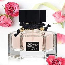 Belle pour les femmes, fleurs de danse de dame et vent parfum floral fabuleux longue durée parfum Oriental naturel goût atomiseur(02#)