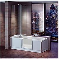 Suchergebnis auf Amazon.de für: badewanne mit tür und dusche ...