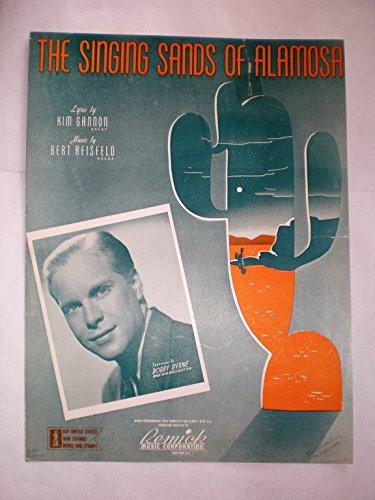 The Singing Sands Of Alamosa - Bing Crosby