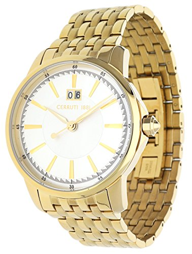 Cerruti Men Watch gold CRA072H211B