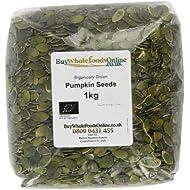 Buy Whole Foods Organic Pumpkin Seeds 1 Kg