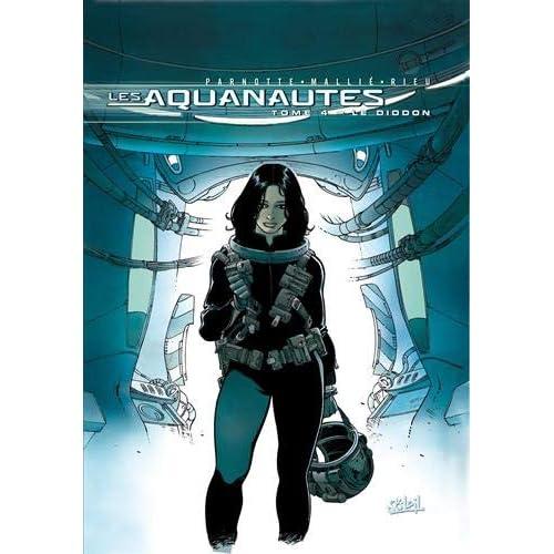 Les Aquanautes, tome 4 : Le Diodon