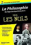 Philosophie Poche Pour les nuls Tome 2 - First - 11/09/2008