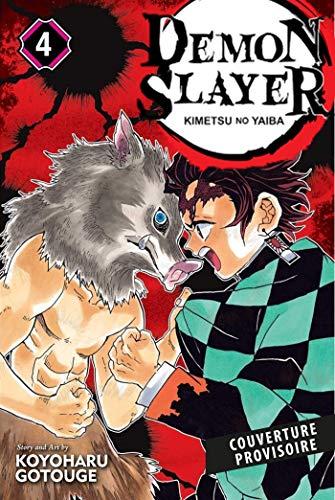 Demon Slayer T04 par Koyoharu Gotouge