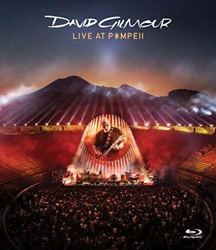 David Gilmour: Live at Pompeii-Deluxe Box 2 CD+2 Bluray (Audio CD)