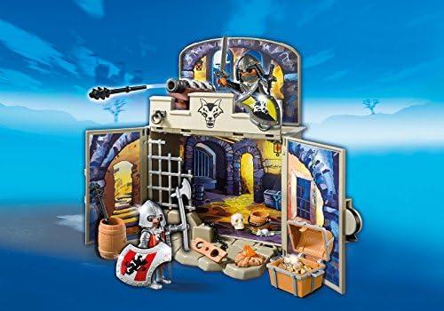 Playmobil - Jeu de construction - - - Coffre