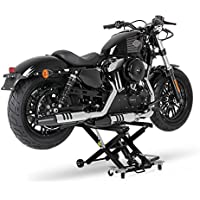 Elevador moto ConStands Mid-Lift black por Motorrad / Moto Cross / Trial / Enduro / Super Moto / Quad / ATV / Custom / Chopper / Cruiser