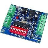dmx-3ch-ban-v13CH Canal DMX 512LED Decoder controlador para LED Strip Tira