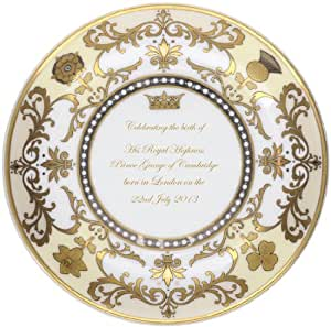 Royal Worcester Royal Baby 'Prince George of Cambridge' Plate