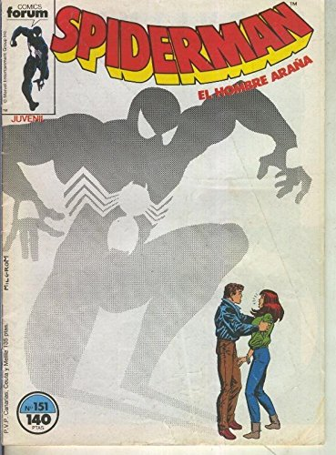 Spiderman volumen 1 numero 153