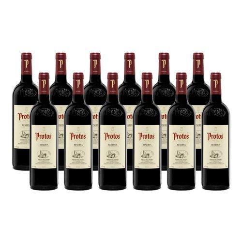 Protos Reserva - Vino Tinto - 12 Botellas
