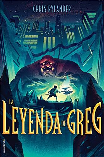 La leyenda de Greg (Roca Juvenil) eBook: Rylander, Chris, Sastre ...