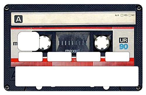 K7, Pegatinas decorativas para tarjetas de crédito, Thelittleboutique Nice