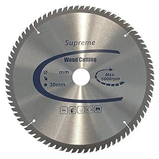 TCT Supreme High Performance Circular Wood Saw Blade 190mm x 30mm Bore x 24 Teeth