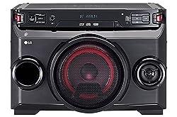 LG X-Boom OM4560 All-in-One Speaker System (Black)