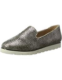 Suchergebnis auf Amazon.de für  Silber - Slipper   Mokassins   Damen ... 35ed1a4ade