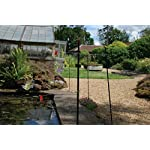 defenders all-in-one kit with 10 m pond fence (protects garden ponds and pools, humane heron deterrent) Defenders All-in-One Kit with 10 m Pond Fence (Protects Garden Ponds and Pools, Humane Heron Deterrent) 51E8uthODkL