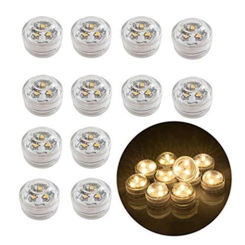 DC CLOUD LED Teelichter Teelichter Batteriebetrieben Realistische Led-teelichter Kerzen Flackernde Led-tauchlampe Elektrische Kleine Teelichter - Cloud-schüssel