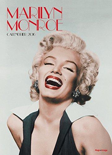 Marilyn Monroe Calendrier 2016 por Collectif