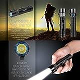 Olight® S2 Baton LED Taschenlampe mit 18650 3400mAh Akku - 7