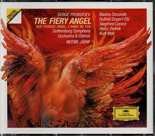 Prokofiev-L Ange De Feu-Jarvi-