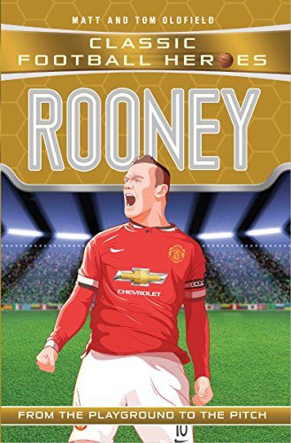 Rooney (Classic Football Heroes) – Collect Them All!