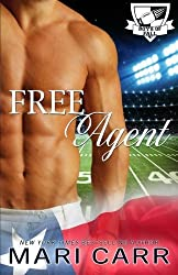 Free Agent (Boys of Fall) by Mari Carr (2015-01-11)