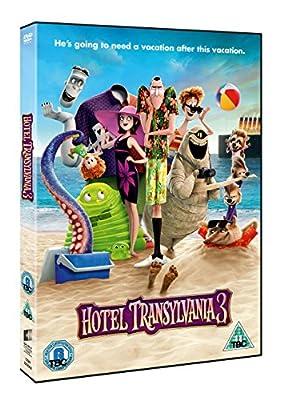 Hotel Transylvania 3 [DVD] [2018]